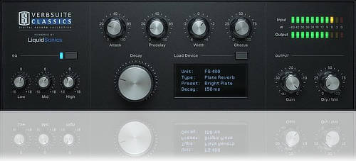 Eventide SP 2016 Signal Processor Reverb 2