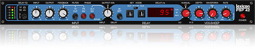 Lexicon PCM 42 Digital Delay Processor 2
