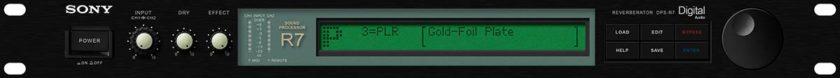 Sony DPS-R7 Stereo Digital Reverb
