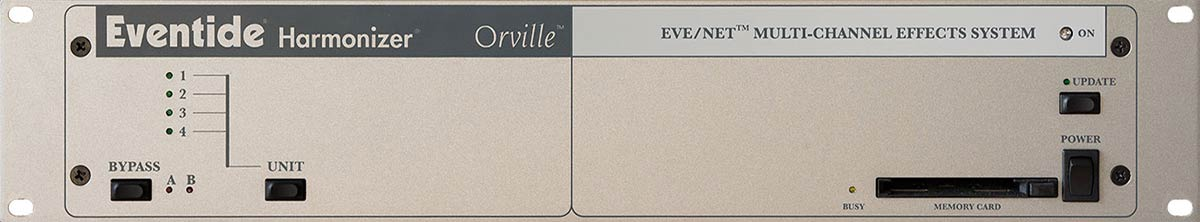 Eventide Orville Multi-Channel Effects Processor 2