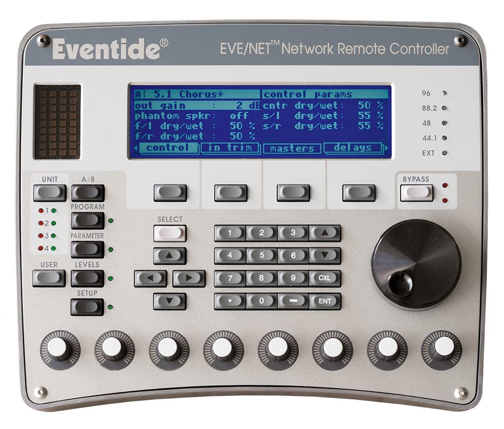 Eventide H8000FW Multi-Channel Effects System 1