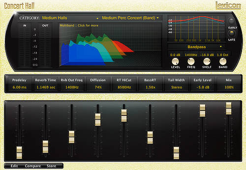 Lexicon PCM Native Reverb