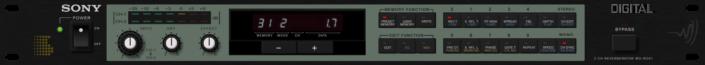 Sony MU-R201