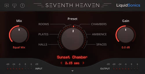 Liquid Sonics Seventh Heaven Plug-In