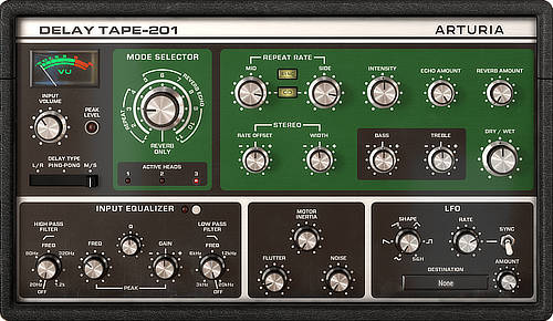 Roland RE-201 Space Echo 1